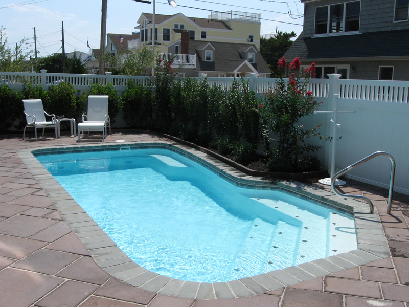 Superb All American Pool Offers Complete Backyard Packages From A Basic Pool To A  Complete Back Yard Paradise Including Spas, Landscaping, Hardscapes And  Fencing.